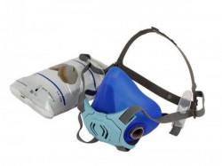 Womax maska zaštitna sr7000 sa dva filtera ( 0106039 )