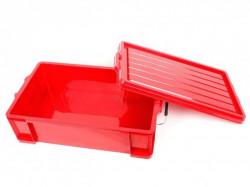 Womax plastična kutija 443mm x 295mm x 259mm ( 79601181 )