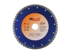 Womax rezna ploča dijamantska fi 180mm x 25.4mm turbo ( 73300118 )