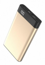 Xipin T13 Gold 10000mAh powerbank ( T13 gold )