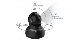 Yi Home Dome 1080p camera (black) ( 039922 )