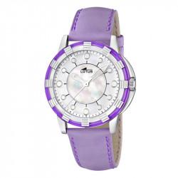 Ženski Lotus Glee Ljubičasti Modni ručni sat
