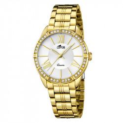 Ženski Lotus Trendy Quartz Zlatni Modni ručni sat
