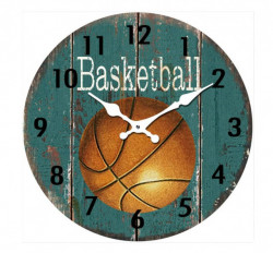 Zidni sat Basketball 30cm ( 203270 )