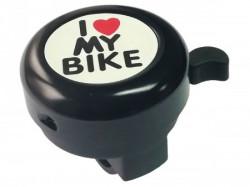 Zvono I LOVE MY BIKE crna ( 260046 )