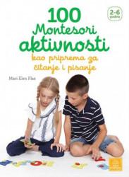100 Montesori aktivnosti kao priprema za čitanje i pisanje ( 969 )