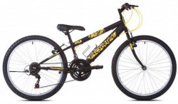 "Adria bicikl spam 24""/18ht crno-zuto 11"" ( 918176-11 )"