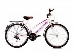 "Adria Bonita ctb 26""18ht belo-ljubičasti 19"" bicikl ( 916225-19 )"