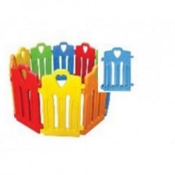 Akar ogradica za decu plastična 10 delova ( 005879 )