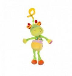 Akuku viseća muzička igračka žirafa ( A017011 )