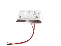 Automax led svetlo za kamion 24V 1.1W 6 led crveno ( 0110105 )