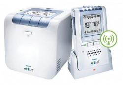 Avent Bebi alarm dect 3216 ( SCD535/00 )