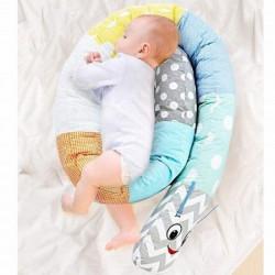 Babyjem Jastuk za mame i bebe - blue ( 92-25337 )
