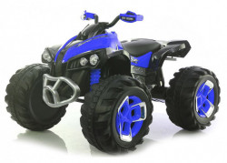 Bagi Quad 119 na akumulator - Plavi