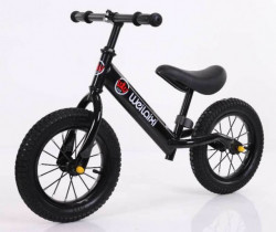 Balance BIKE Bicikl bez pedala Model 760 - Crni