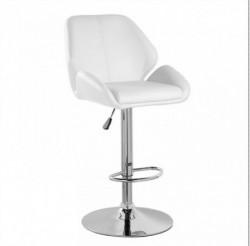 Barska stolica 5088 Bela 500x560x940 (1160) mm ( 776-032 )