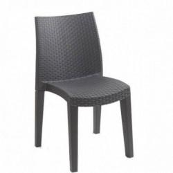 Bastenska stolica lady - antracite ( 037971 )