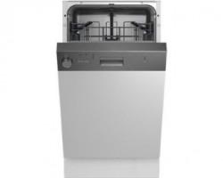 Beko DSS 05010 X 10kom ugradna mašina za pranje sudova
