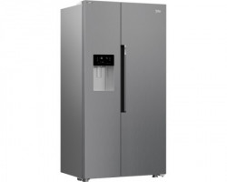 Beko side by side frižider GN162341XBN