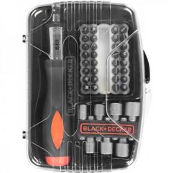 Black+Decker garnitura odvijača 40 delova ( A7062 )