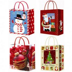 Božićna ukrasna kesica 33x10.2x4 ( 36-692000 )