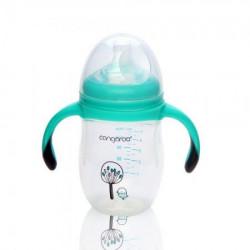 Cangaroo Pp baby flašica 180 ml Chickling boy ( CAN0500B )