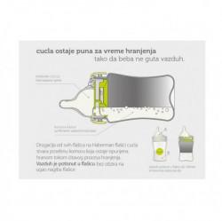 Canpol anticollic flašica haberman 260ml ( 1/098 )