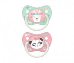 Canpol babies silikonska varalica 18+m exotic animals 23/922 pink ( 23/922_pin )