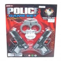 Century Youyi igračka policijski set pištolji i lisice ( 6200145 )