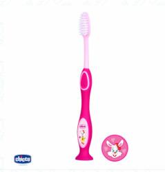 Chicco četkica za zube za devojčice 3-6 god ( A002648 )