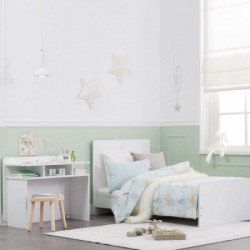 Cilek baby cotton rasklopivi krevetac sa radnim stolom (70x110/140 cm) ( 20.24.1021.00 )