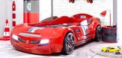 Cilek Biturbo auto krevet crveni 90x195 cm ( 20.02.1334.00 )