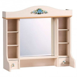 Cilek Flora ogledalo za komodu ( 20.01.1202.00 )