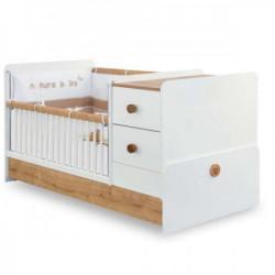 Cilek natura baby st produŽeni krevetac (75x160 cm) ( 20.31.1016.00 )