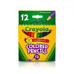 Crayola set mirisljavih vostanih bojica drvena bojica ( GAP256320 )