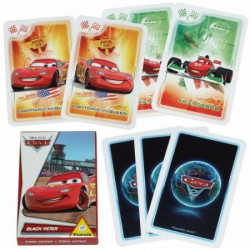 Crni petar karte - cars ( CA1289001125 )