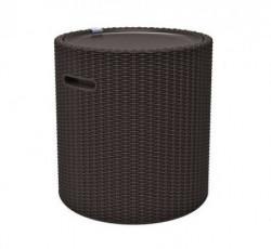 Curver tabure frigo 39L, braon ( CU 230904 )
