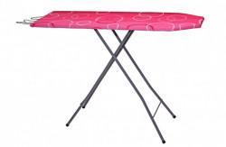 Daska za peglanje - roze - 115x33 cm