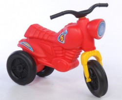 Dečija guralica Classics 5 Maxi Motor Bike crvena ( 540154 )