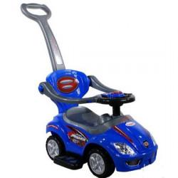 Dečija Mega Car guralica - plava ( BJ 382 )