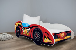 Dečiji krevet 160x80cm (formula1 ) TOP CAR ( 7435 )