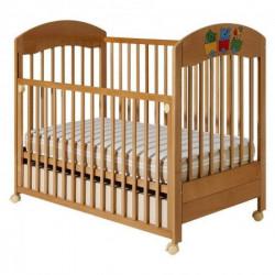 Dečiji krevetac - Gloria natur bež sa fiokom ( 070 )
