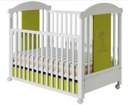 Dečiji krevetić Martin sa fiokom ( 062040 )