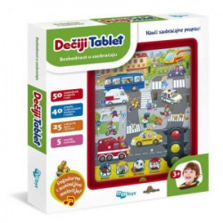 Dečiji Tablet - Bezbednost u saobraćaju ( 11/01016 )