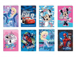Disney primary sveska sa duplim lakom mix A4 314240 ( 52534 )
