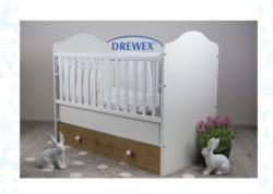 Drewex krevetac sa fiokom ( A039789 )