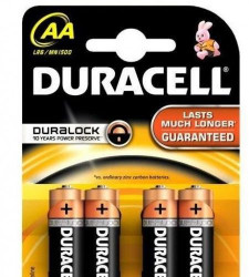Duracell dop baterije AA 1/4 ( DURACELL AA 1/4 )