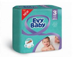 Evybaby pelene standard 3 midi 27kom ( A002780 )