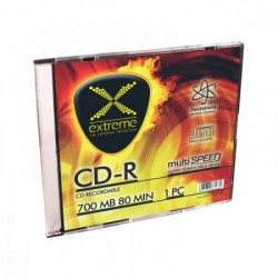 Extreme 2039 CD-R 700MB 80min Slim Case