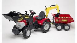 Falk Toys Traktor Mc Cormick konstruktor 1030W